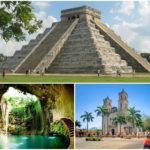 Chichén Itzá – Cenote Ik'Kil – Valladolid
