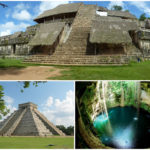 Chichén Itzá – Ek'Balam – Cenote Ikkil