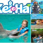Xel-Há + Nado Splash